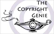 The Copyright Genie