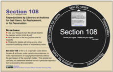 Section 108 Spinner
